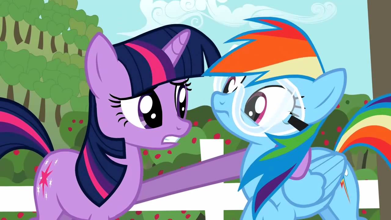 - Twilight Sparkle - Oh Rainbow Dash, You Don't Have To Hide Your