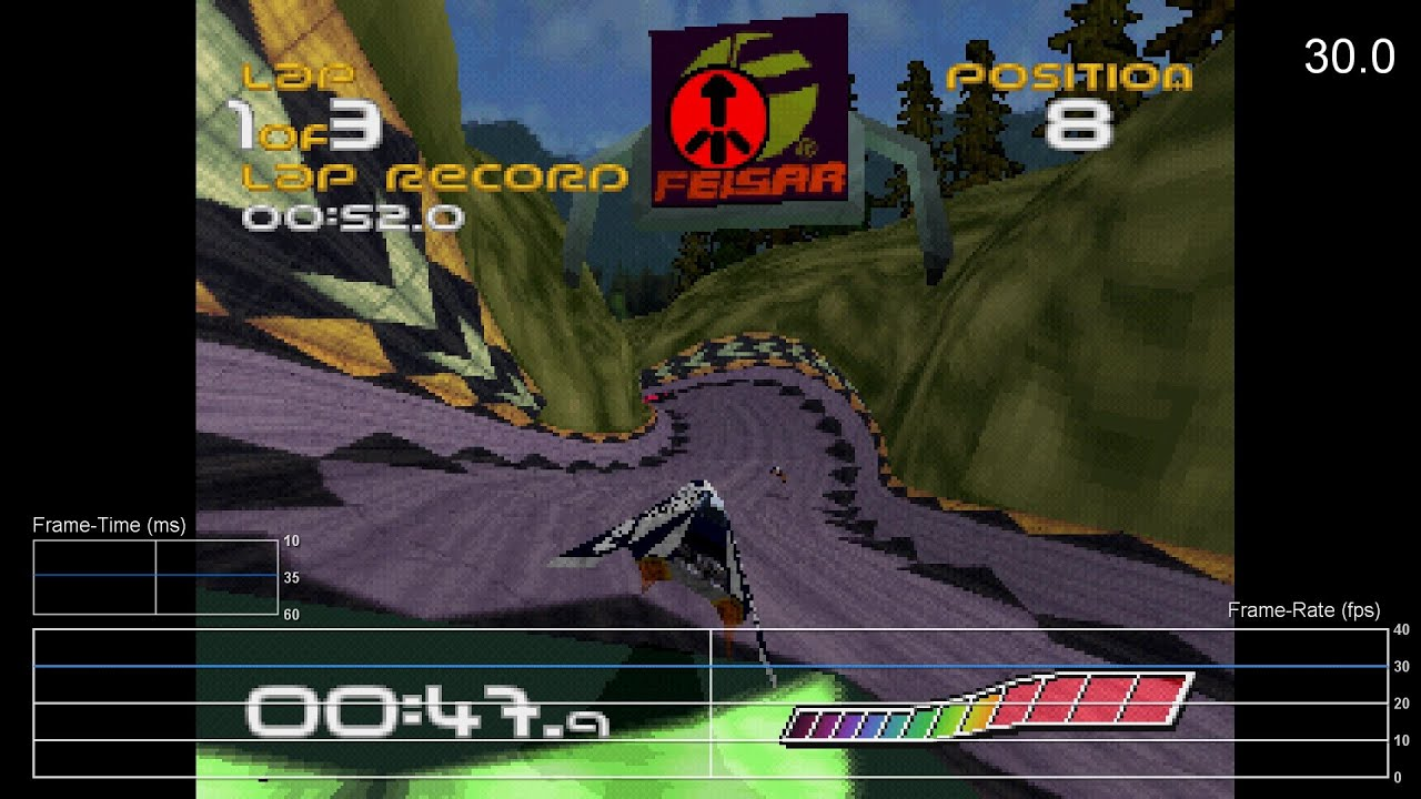 PS1 at 20: The making of WipEout • Eurogamer net