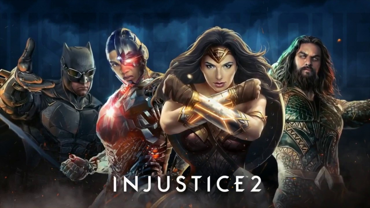 INJUSTICE 2 : Justice League New Characters and Gameplay ...