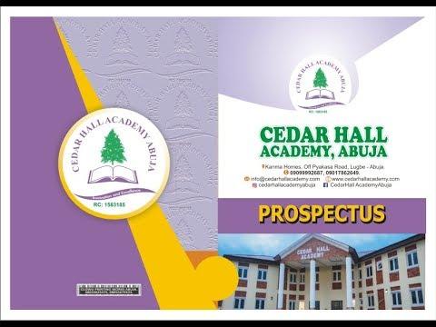 CEDAR HALL SCHOOLS, ABUJA