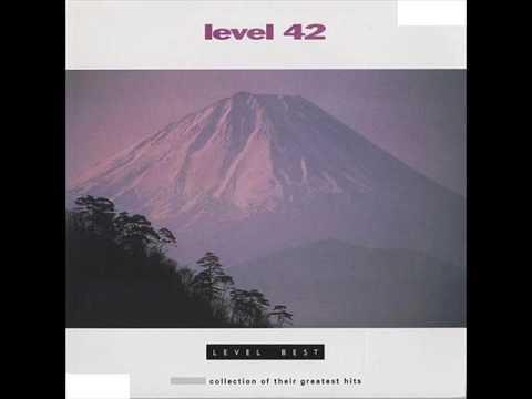 Level 42 - Level Best  /LP Album 1989\