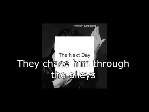 The Next Day | David Bowie + Lyrics