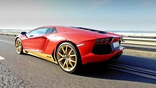 The Aventador Miura Homage, a special edition of the current Aventa...