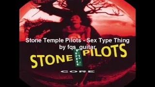 Stone Temple Pilots - Sex Type Thing - cover