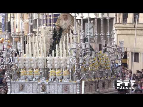 Resumen Domingo de Ramos - Semana Santa Málaga 2017