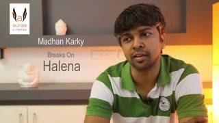 Madhan Karky Breaks on Halena | Iru Mugan | Vikram Nayanthara Harris Jayaraj | Karky | Auraa Cinemas