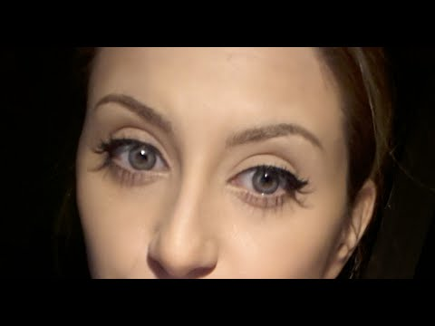 Air Optix Colored Contacts Review Sterling Gray Youtube