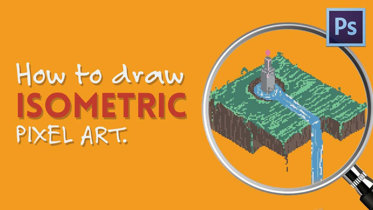 maxresdefault Isometric Pixel Art Tutorial @koolgadgetz.com.info