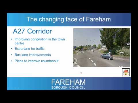 The changing face of Fareham