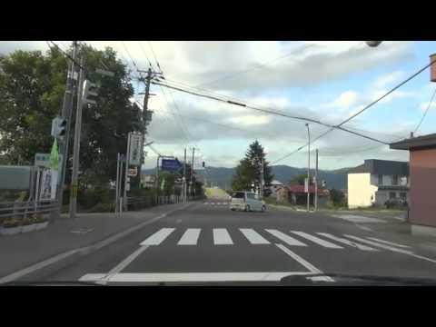 旧北海道道262号渡島大野停車場...