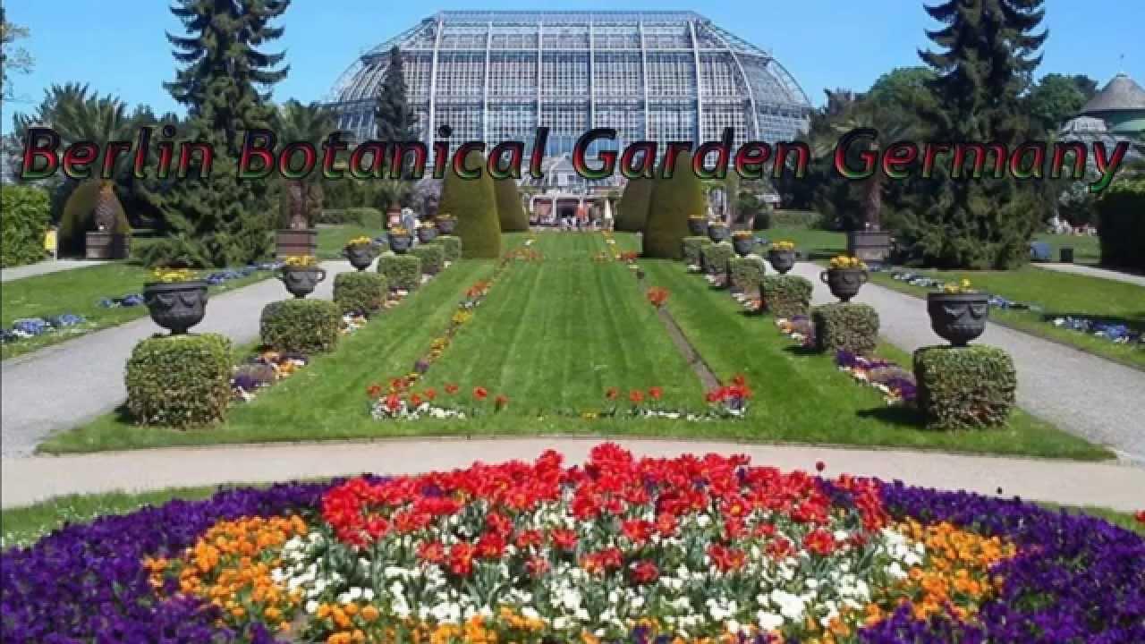 Botanical Garden   Berlin, Germany (HD1080p)