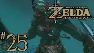 Zelda Breath Of The Wild Playthrough Part 25: Acquiring Shock Arrows (Free Divine Beast Chain)