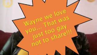 Come Out Of The Closet Already Part 2! Lil Wayne Exposed