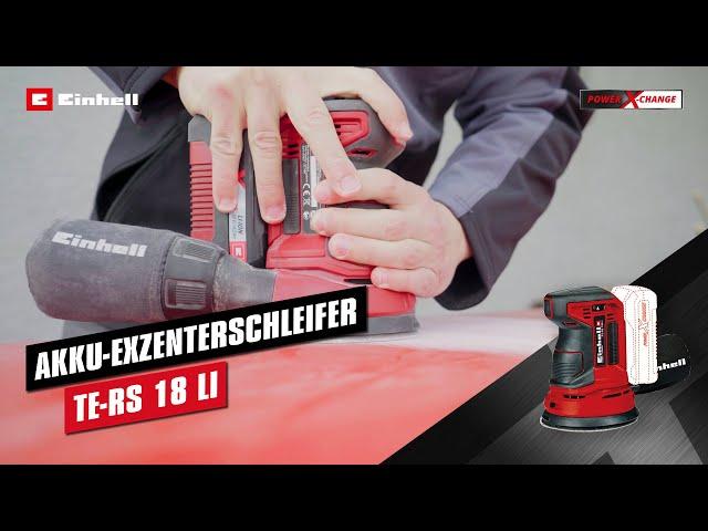 Einhell Exzenterschleifer TE-RS 40 E