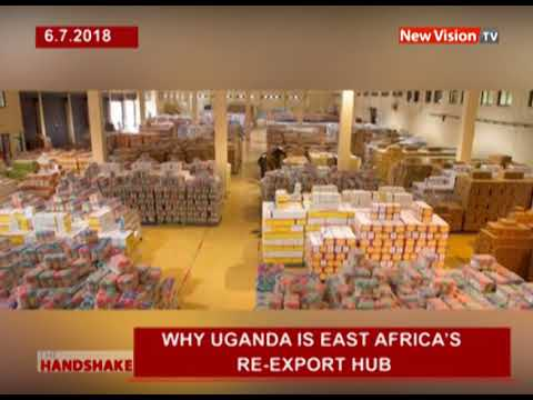 Why Uganda is East Africa's export hub