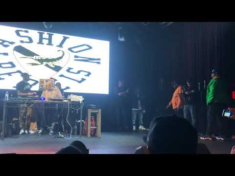 """Conway the Machine """"1000 Corpses"""" Live at the Highline Ballroom NYC 2018-09-29 Mp3"""