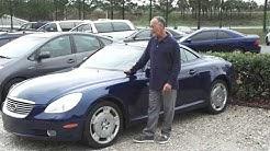 Lexus Repair Jacksonville Fl