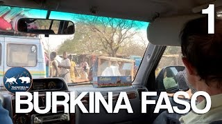 Francisca Serrano en Burkina Faso 1 - Obra social BPT