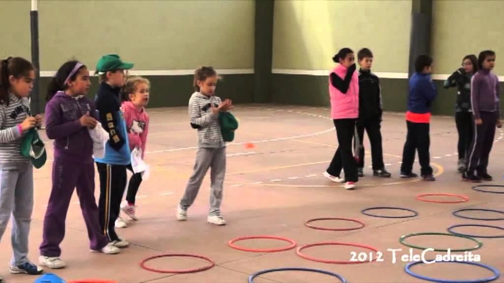 Juegos Cooperativos 24 Noviembre 2012 Youtube
