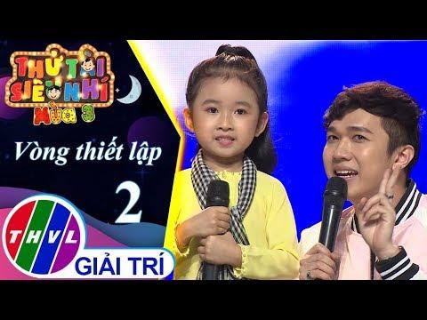 THVL | Thử tài siêu nhí Mùa 3 – Tập 2[1]: Bài Ca Người Nữ Tự Vệ Sài Gòn– Dương Ngọc Hà