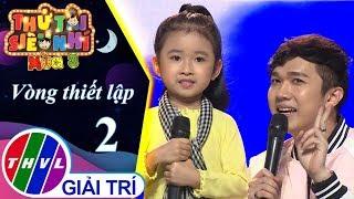 THVL | Thử tài siêu nhí Mùa 3 - Tập 2[1]: Bài Ca Người Nữ Tự Vệ Sài Gòn– Dương Ngọc Hà