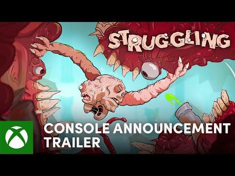 Struggling выйдет на приставках Xbox и Playstation в начале сентября