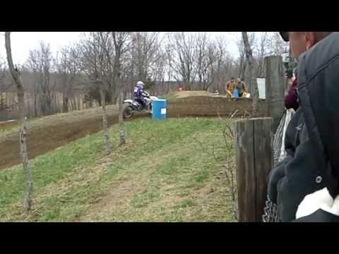 Ricky & Mike - Motocross Race Season Opener at Claverack, NY