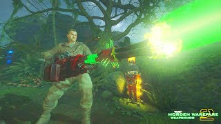NEW RAY GUN DEATH MACHINE WEAPON!!! - CALL OF DUTY BLACK OPS 3 ZOMBIES MOD!!!