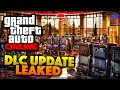 GTA 5 Online DLC Update LEAKED Casino Opening & Interior (GTA 5 Gameplay)
