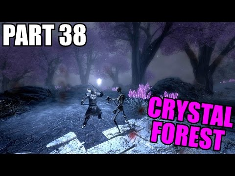 CRYSTAL FOREST - Enderal English Gameplay Walkthrough Part 38 - PC Let's Play