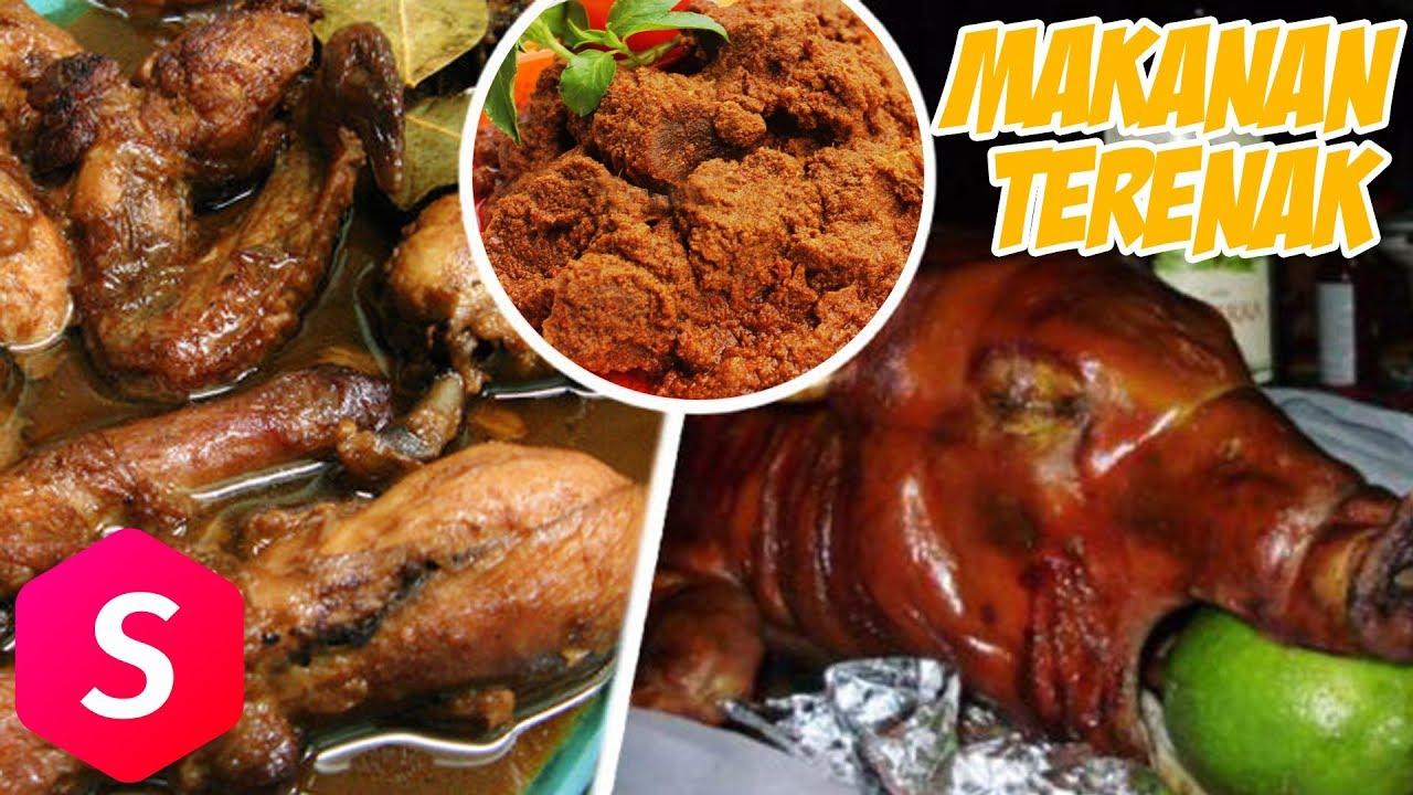 Bikin Bangga 2 Makanan Indonesia Masuk Daftar Makanan Terenak Di