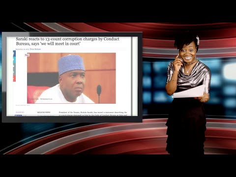 Keeping It Real With Adeola - 182 (Free Education In Kaduna; Saraki Under Fire)