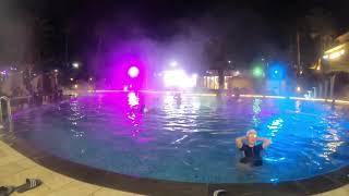 제주 토스카나호텔 온수풀 수영장 물놀이