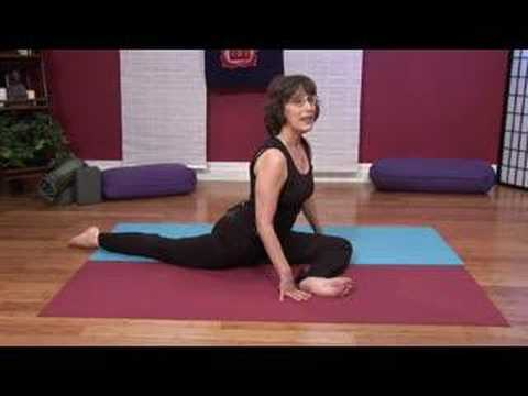 How to Do the Pigeon Yoga Pose