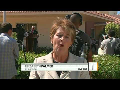 American Embassy reopens in Libya