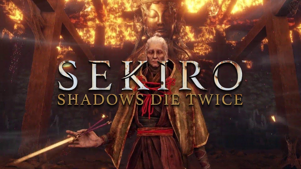 SEKIRO: SHADOWS DIE TWICE OST - Lady Butterfly Theme Song [EXTENDED]
