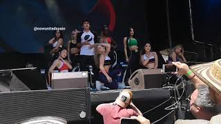 Now United - Afraid Of Letting Go (Live in Madrid)