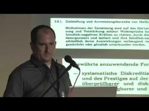 Vortrag von Andy Müller-Maguhn