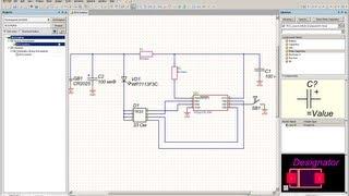 Altium Designer. Как сделать схему
