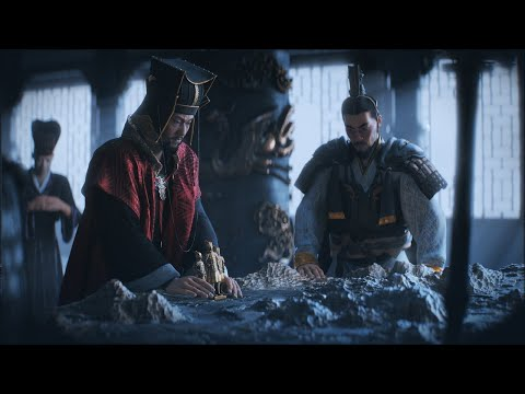 Total War: Three Kingdoms Gameplay Demo - E3 Live 2018