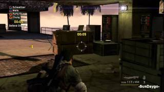 Socom 4 Walkthrough 11 - Turning Point HD