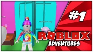 My First Time Playing Roblox! - ROBLOX ADVENTURES #1
