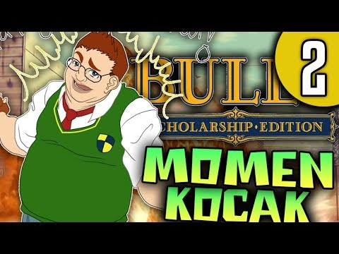 Jimmy jadi BodyGuard Anak Pejabat - (Bully Scholarship Edition Momen Lucu) Bully Indonesia