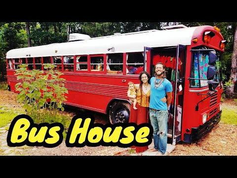 skoolie-tour-|-beekeeping-hippies-create-stunning-family-bus-conversion-with-baby