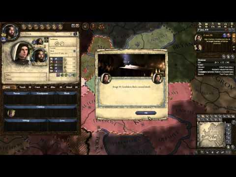 Duchy of Kiev: Paradox Mega Campaign - Crusader Kings 2 - Part 2