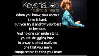 Keyshia Cole   Sometimes With Lyrics Calling All Hearts