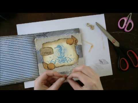 Snail mail - Sea Flipbook (process)