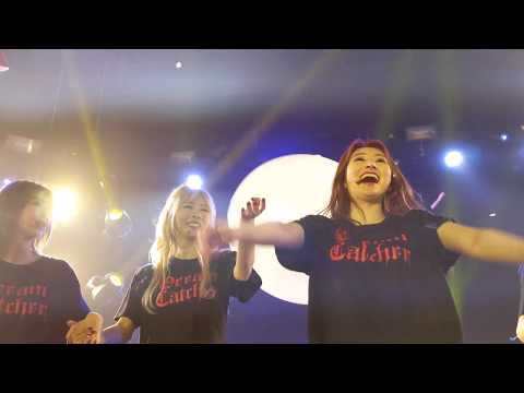 191206 DREAMCATCHER (드림캐쳐) - OVER THE SKY - LOS ANGELES