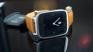 Полный обзор Asus Zenwatch и Android Wear
