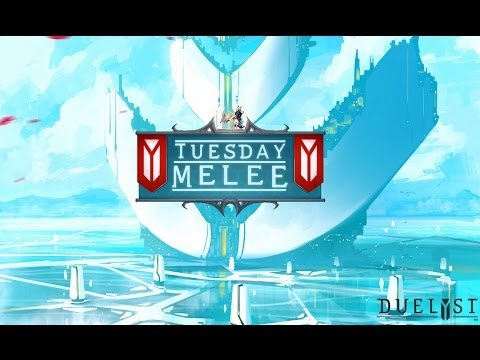 [Duelyst] Melee Season 1 Finals - Group Stage - TOP 16